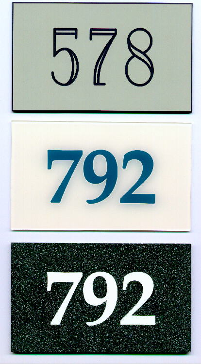 We Offer Door Sign In Three Materials To Fit Any Budget And Decor Requirements The Standard Size Is 3 X 5 Are Available With Either Two Mounting